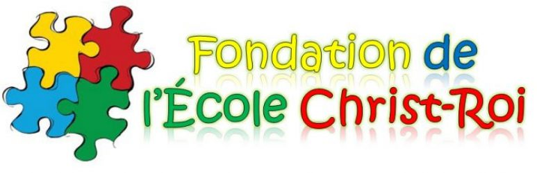 Fondation de l'école Christ-Roi